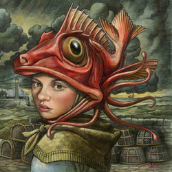 The Young Fishwife