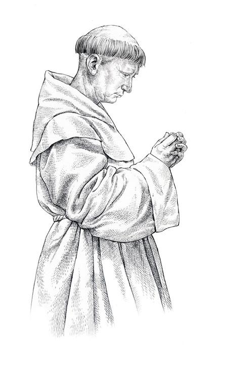 Melrose monk