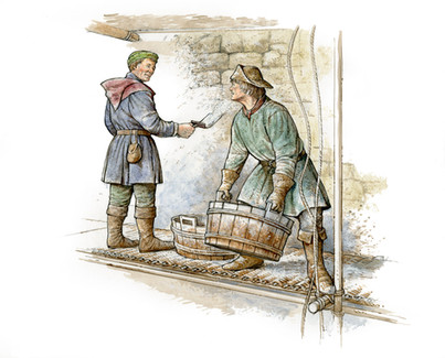 Medieval Harlers