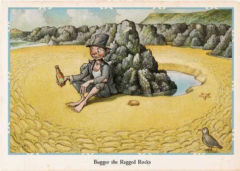 Bugger the Ragged Rocks