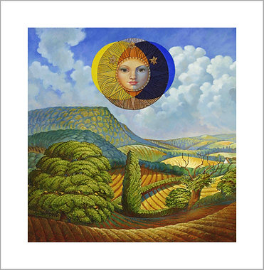 SOL INVICTI Signed Limited Edition Giclee Print