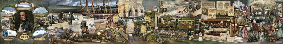 Brunel Timeline