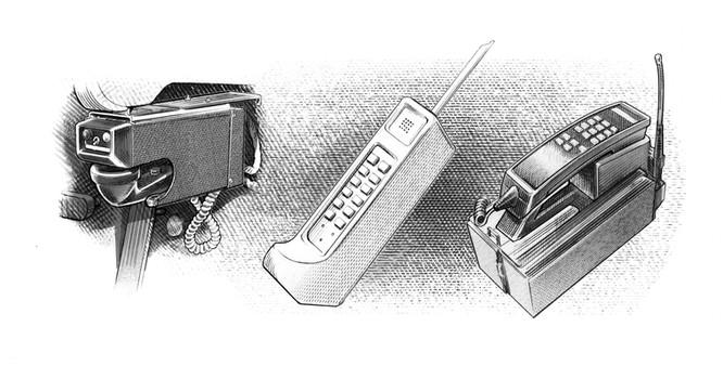 CARPHONE History