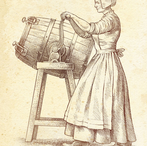 Buttermaking