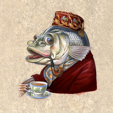 Scoff & Banter Fish