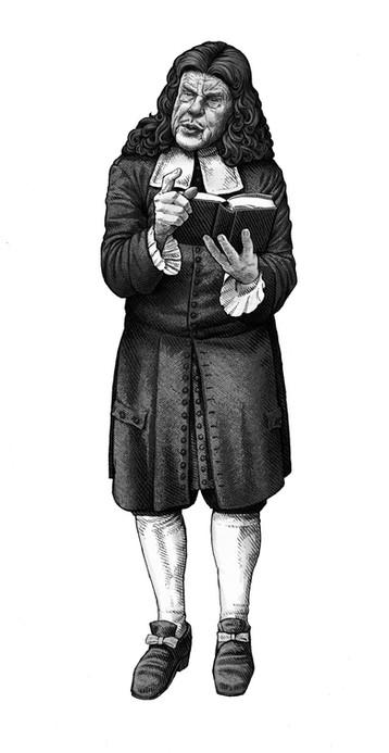 Church of England preacher