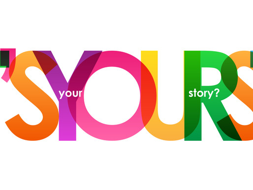 YOU MAY NEVER KNOW THE POWER YOU HAVE IN YOUR STORY!