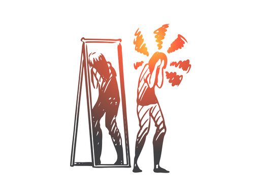 What I learnt about being self-conscious.