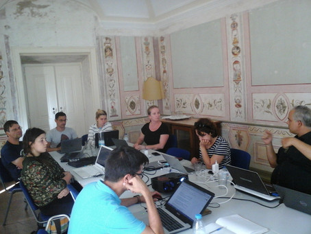 Course on Phylogeny - Group discussions