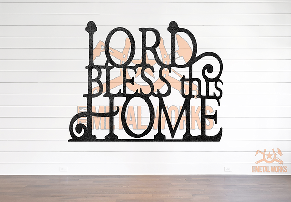 Lord Bless this Home