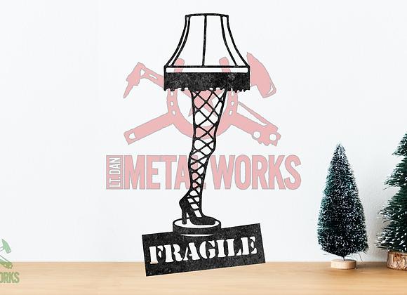 Fragile Leg Lamp