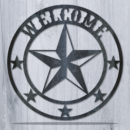 Welcome Texas Star