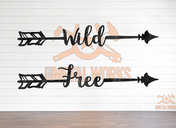 Wild and Free Arrows