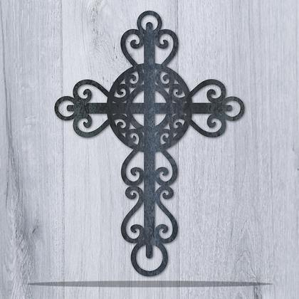 Scroll Cross