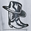 Thumbnail: Cowboy Boots and Hat