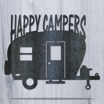 Happy Campers Trailer