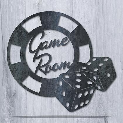 Game Room Poker Chip
