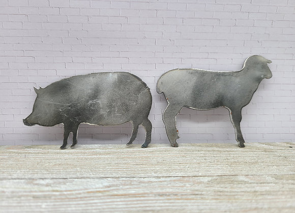 Farm Animal Magnets