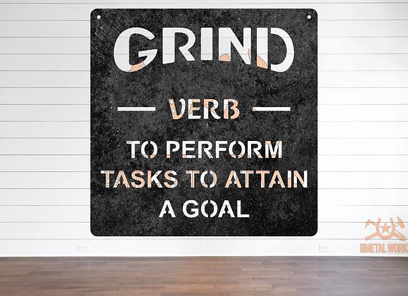 Grind Definition