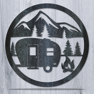 Camper with mountain scene.png