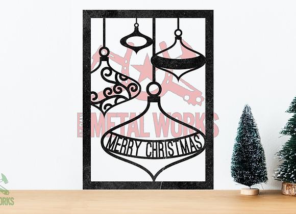 Merry Christmas Bobbles