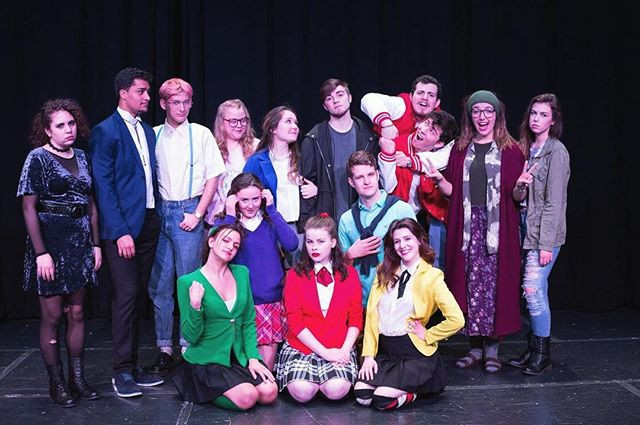 I can hardly believe Heathers is over 😭