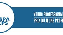 2021 CSPA Young Professional Award| Prix du jeune professionnel de l'ACPS 2021