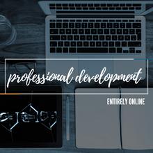 Professional development | Développement professionnel