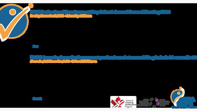 CSPA Professional Development Workshop and AGM