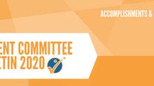 Student Committee Bulletin 2020 | Bulletin 2020 du comité étudiant