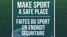 Safe Sport in Canada | La sécurité dans le sport au Canada