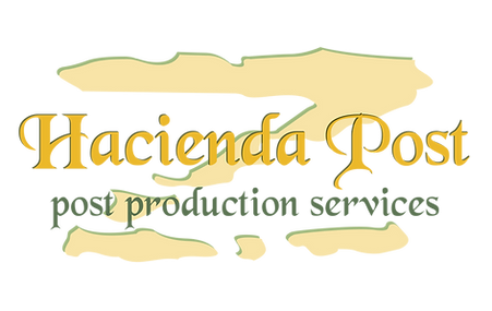 Hacienda Post - Post Production Services Logo