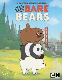 CN We Bare Bears