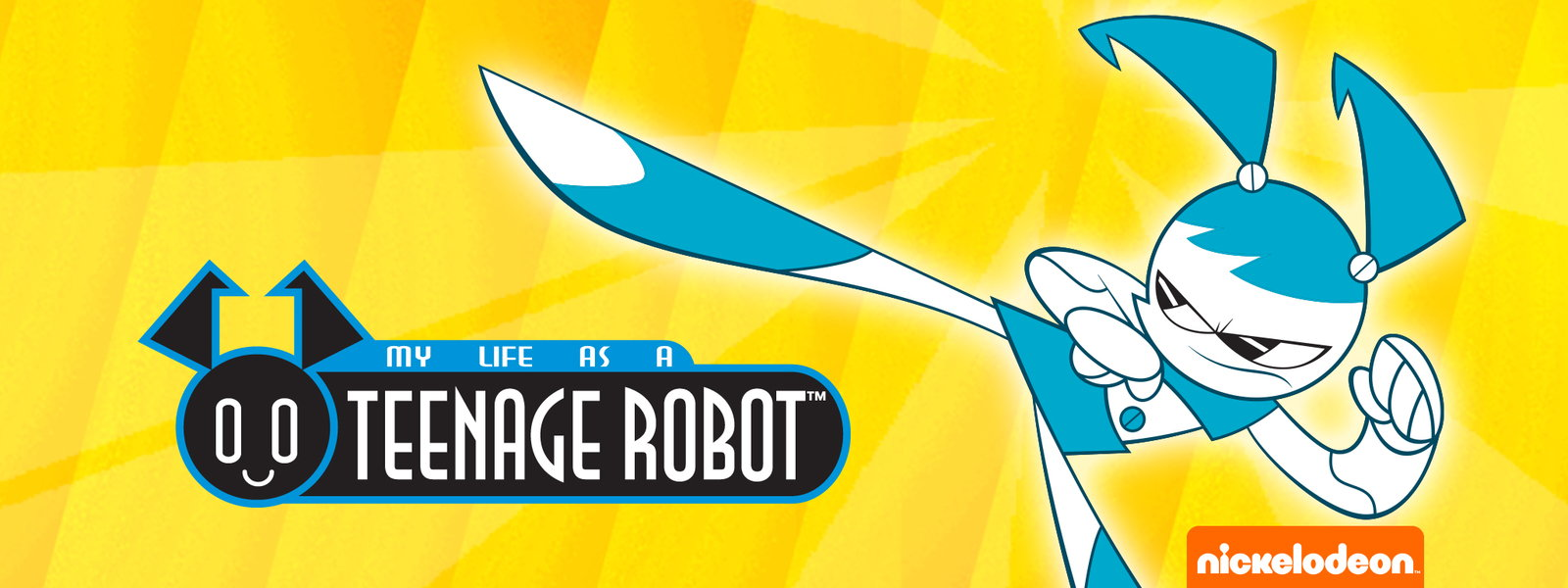 Nickelodeon's My Life As A Teenage Robot