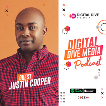 Guest on Digital Dive Media Podcast