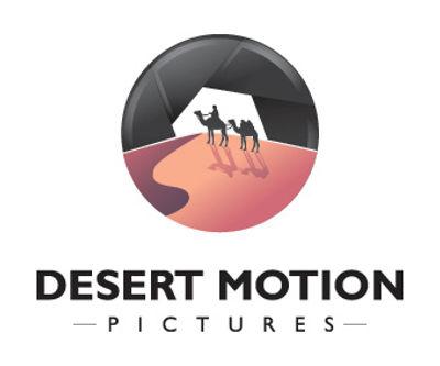 Desert Motion Pictures Logo