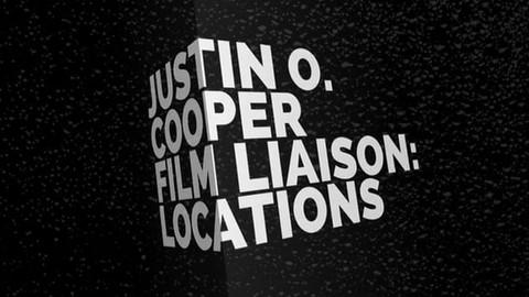 Justin O. Cooper Locations Demo Reel