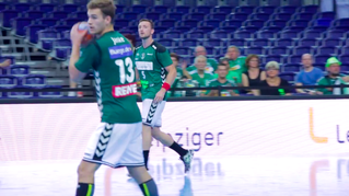 Andreas Rojewski beim SC DHfK Leipzig
