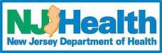 NJ Department of Health logo