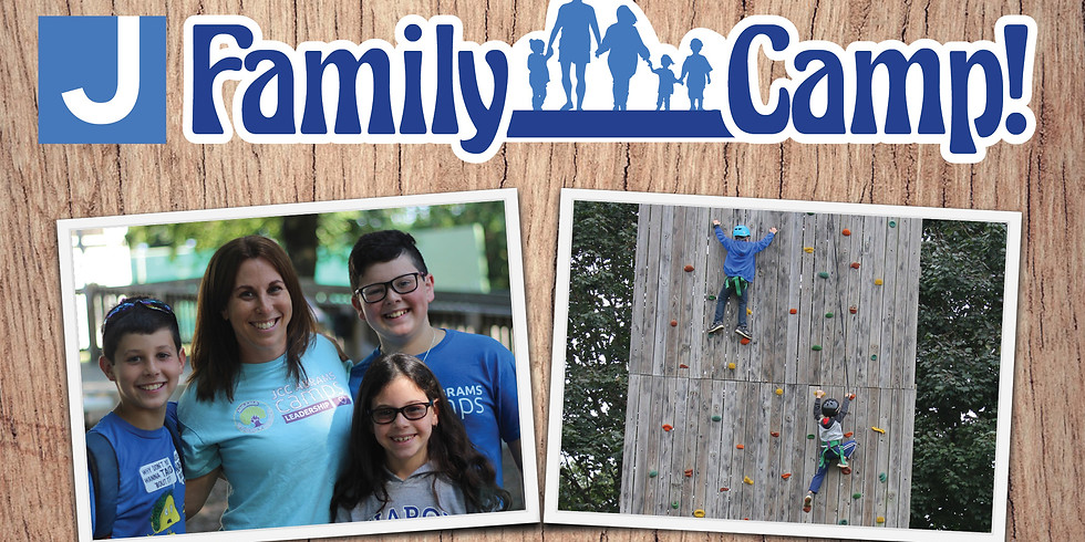 Family Camp Session 2, 3-5pm