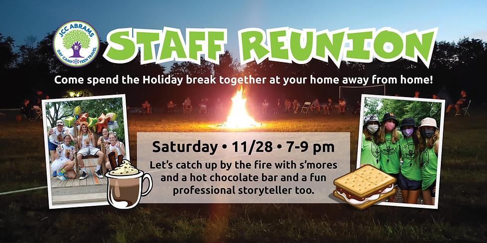 JCC Staff Reunion