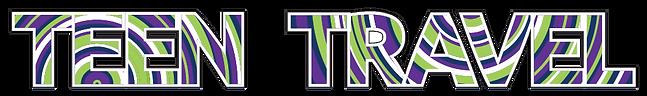 teen travel tie dye logo