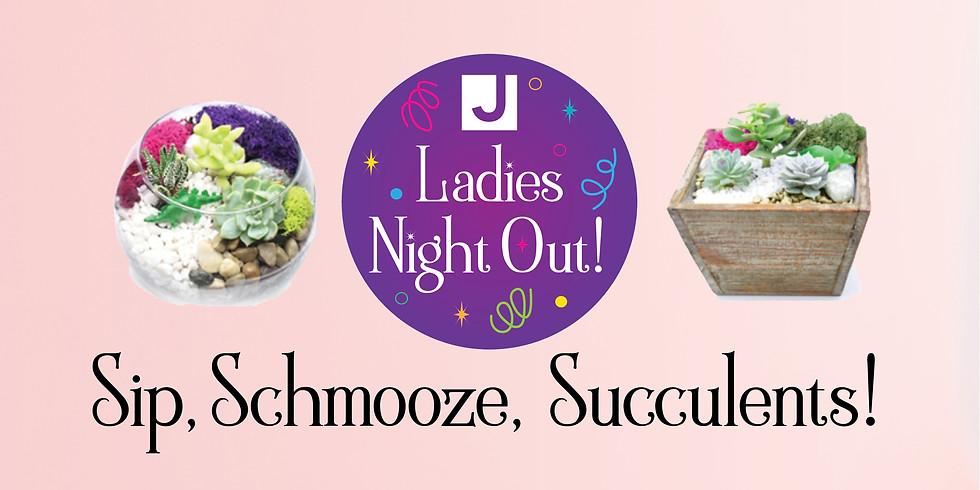 JCC Ladies Night Out