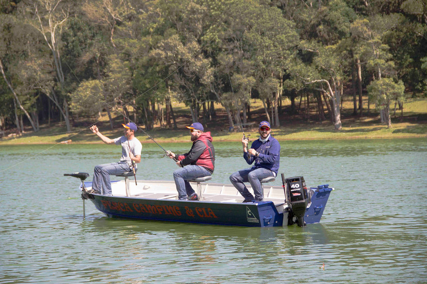 Guia de Pesca | Riacho Grande | Paulinho