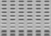 Chapa perfurada - Furos Reangulares
