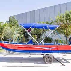 Barco de Pesca modelo Maximus da Maresias Náutica