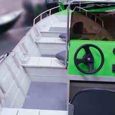 Barco de Pesca modelo Stilo da Maresias Náutica