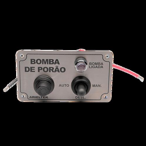 Painel de Comando Bomba de Porão