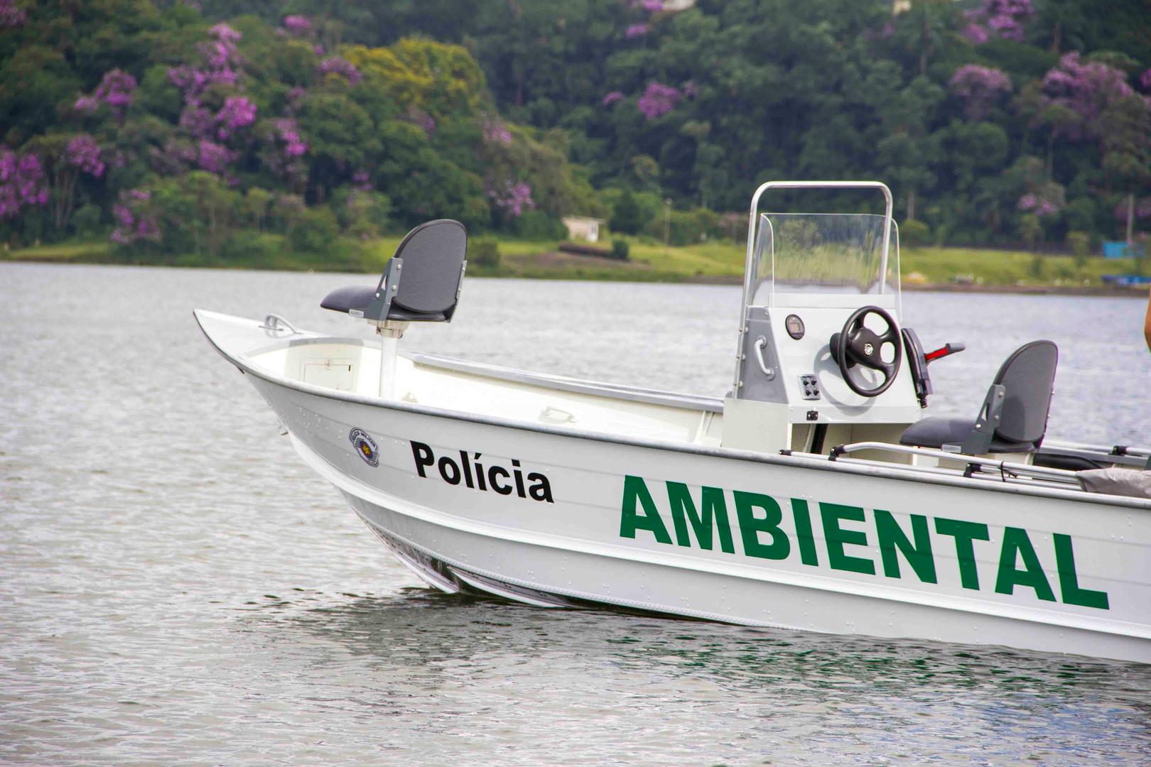 Policia Ambiental SP