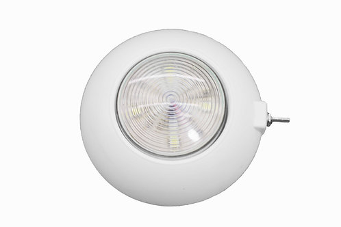 Luminária de Cabine Bicolor